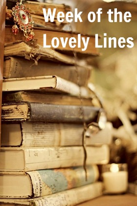 Week Of The Lovely Lines Friday Jackie Lea Sommers