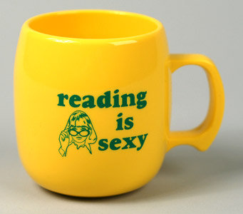 If anyone knows where I could buy this mug, I would die of delight.