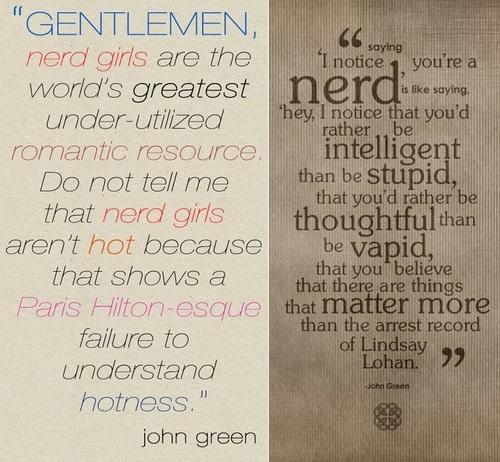 John Green Love Quotes: Hogwarts House Fashion