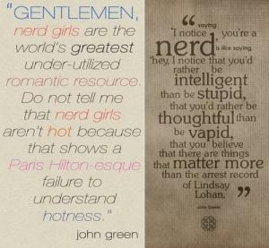 nerd girls