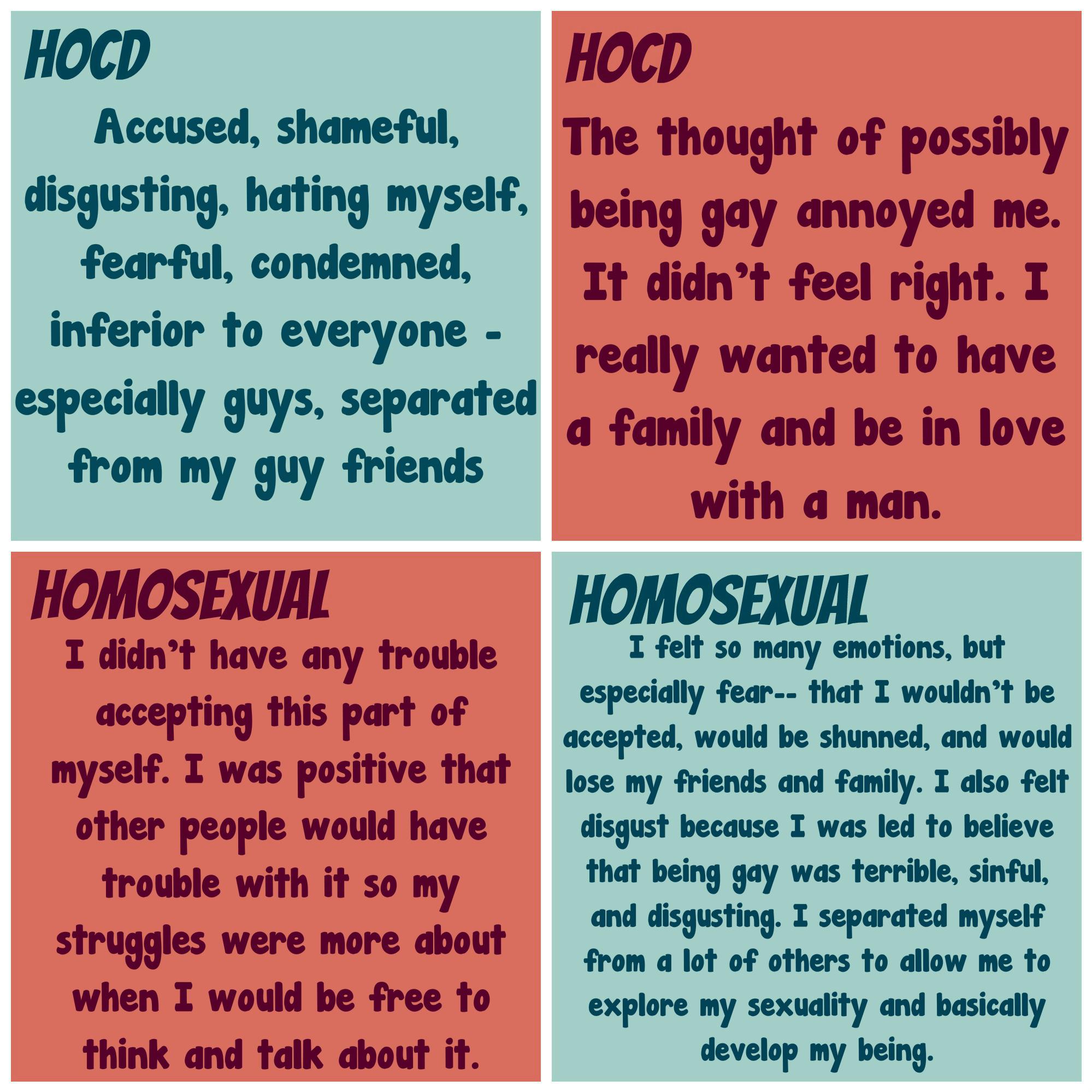 Gay denial symptoms