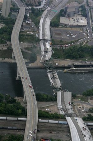 Minnesota Bridge Collapse