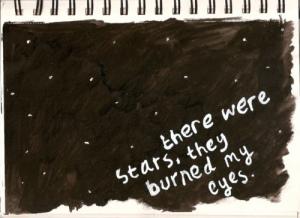 starsburnedmyeyes