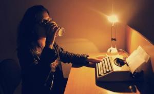writer girl