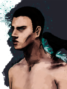 Ronan Lynch by Blalua on deviantArt
