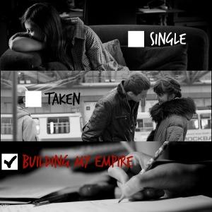 single taken empire