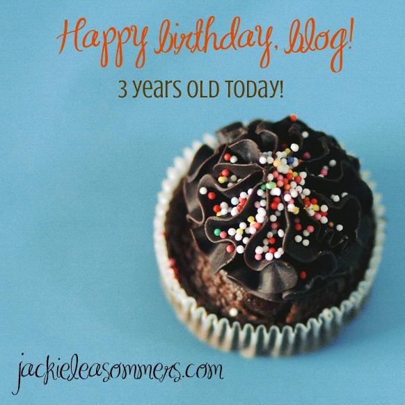 blog birthday3yrs