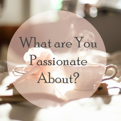 what are you passionate about2