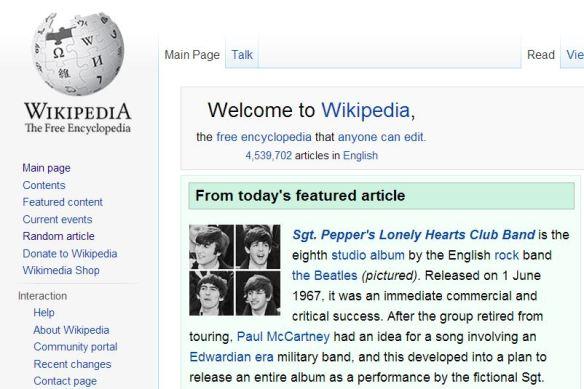 wikipedia shot