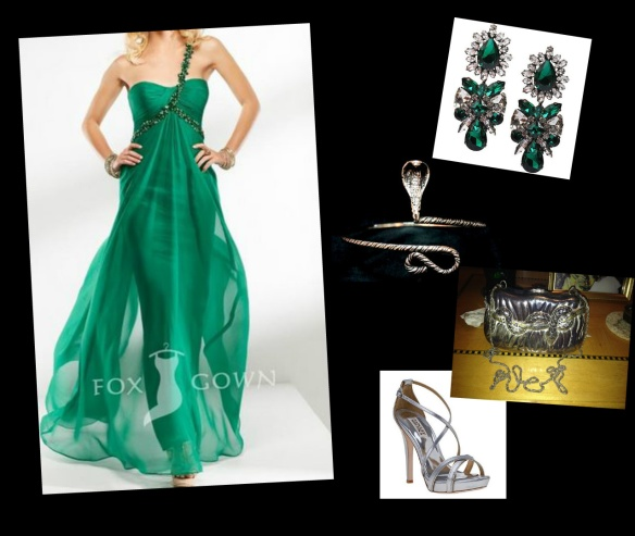 Slytherin Yule Ball
