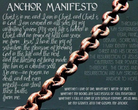 anchor manifesto