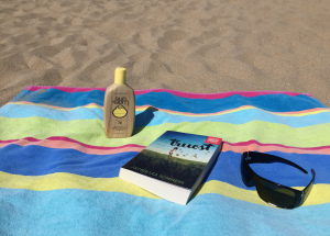 Truest Book on Beach