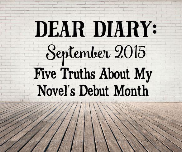 dear diary sept 2015