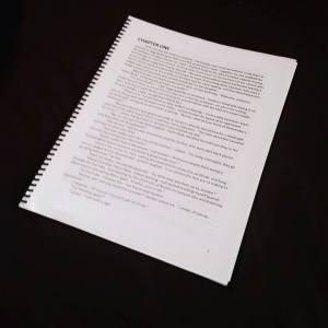 first draft of truest